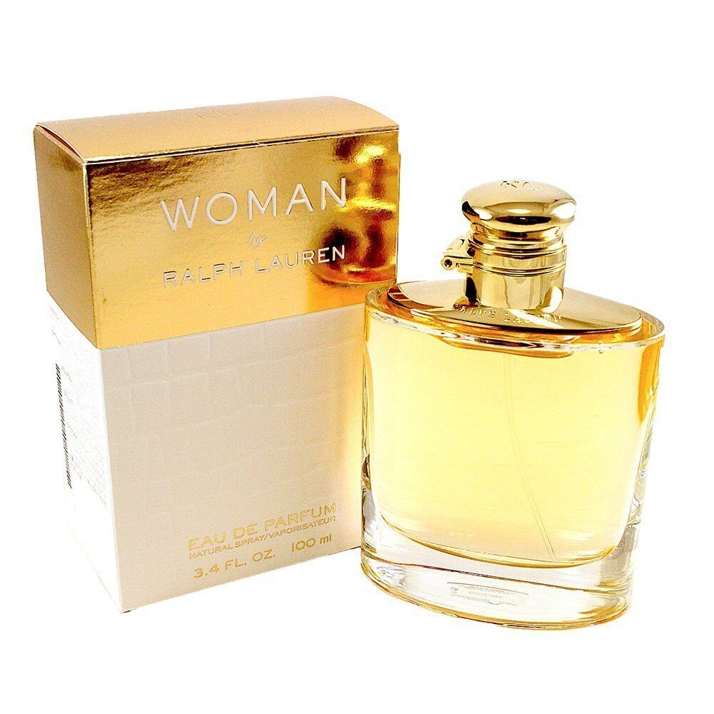 RALPH LAUREN WOMAN eau de parfum 100 ml.