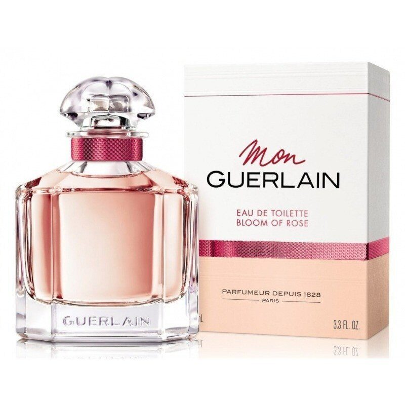 Guerlain Mon Guerlain BLOOM OF ROSE EDP 100 ml.