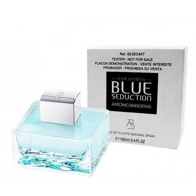 Antonio Banderas Blue Seduction for Woman 100ml(тестер)