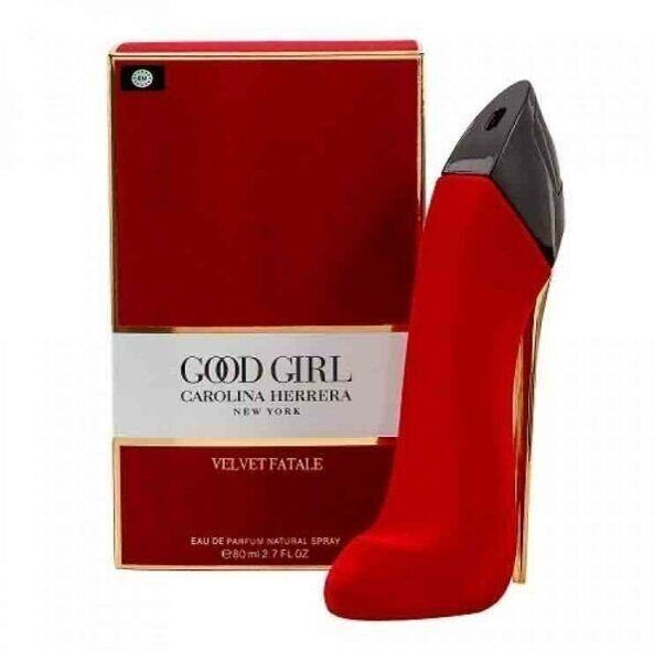Парфюм Польша Carolina Herrera Good Girl Velvet Fatale 80 мл оптом