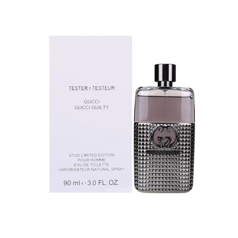 (тестер)Gucci -Guilty Stud limited edition (for Men) 100ml