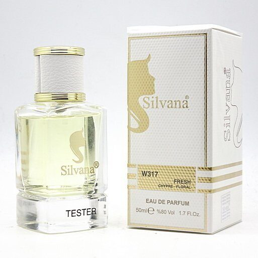 SILVANA 317 (Chanel CHANCE EAU FRAICHE WOMEN) 50 ml.