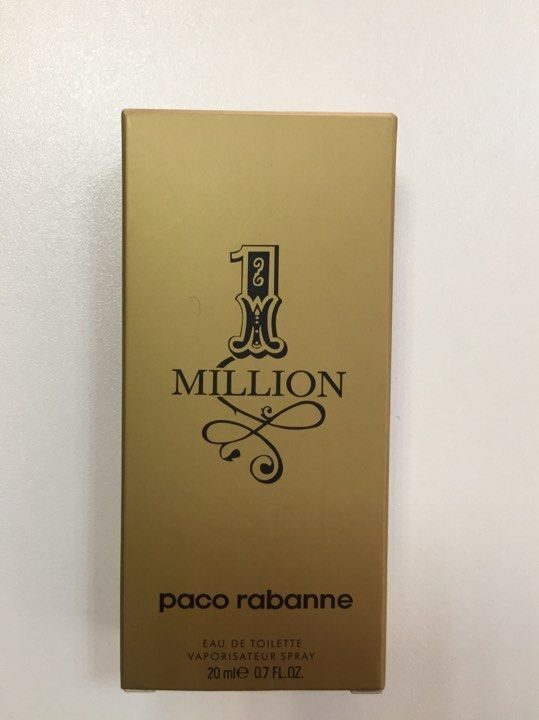 Paco Rabanne 1Million  20ml