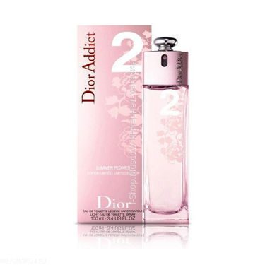Туалетная вода, Christian Dior, Addict 2 Summer Pionees 100ml