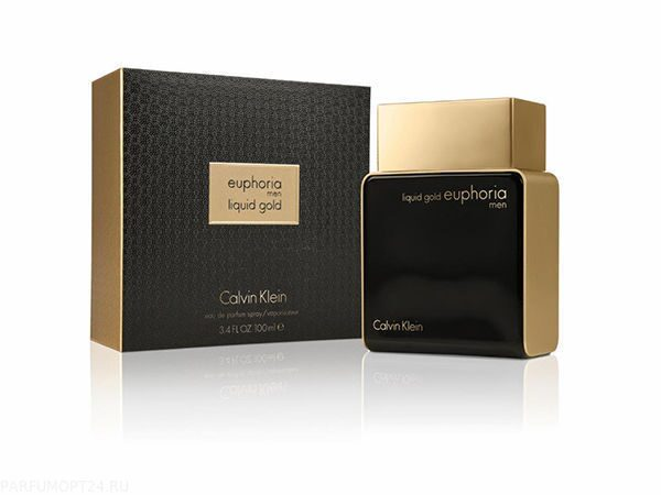 Calvin Klein -Liquid Gold Euphoria men (100 ml)