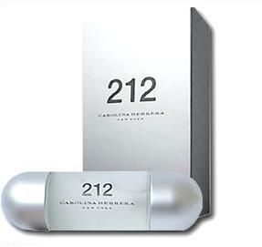 C.H Carolina Herrera 212 for Women 100ml
