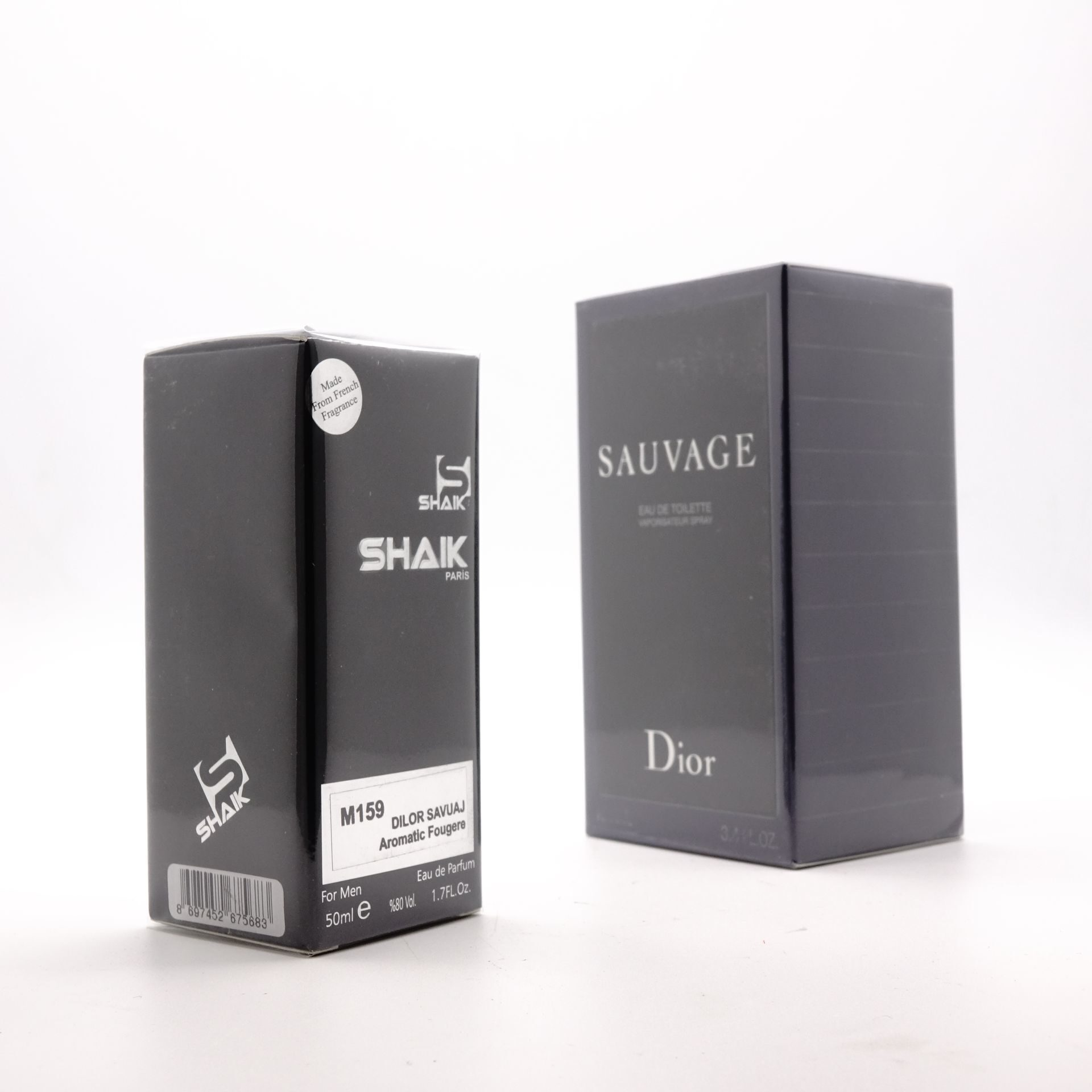 SHAIK M 159 (DIOR SAUVAGE FOR MEN) 50ml
