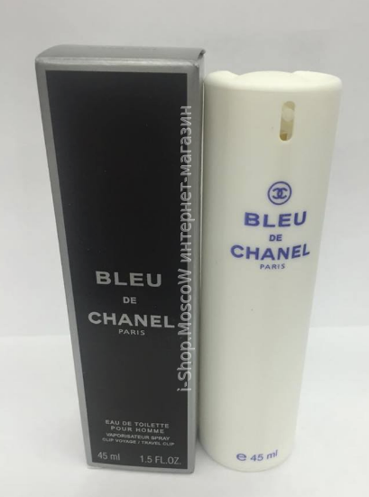 BLEU de CHANEL paris 45ml