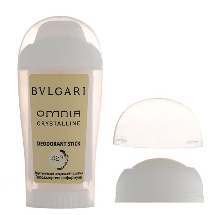Дезодорант-стик Bvlgari Omnia Cristalline 40 ml. for woman