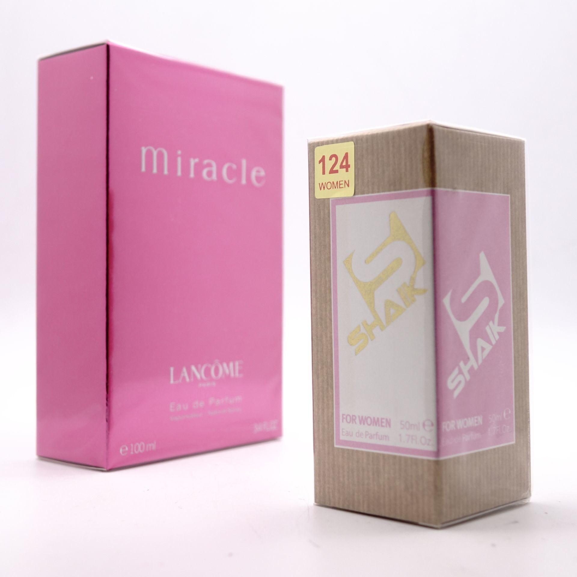 SHAIK W 124 (LANСOME MIRACLE FOR WOMEN) 50ml