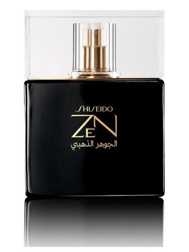 Тестер Shiseido Zen Gold Elixir for woman 100 ml.