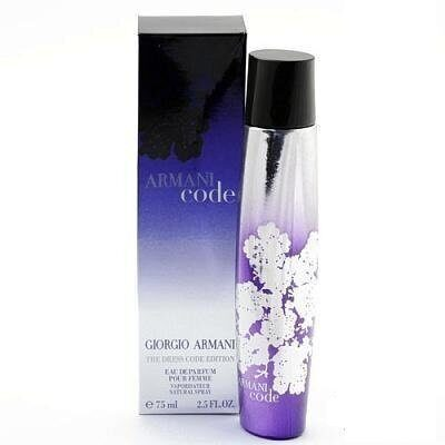 GIORGIO ARMANI CODE THE DRESS CODE EDITION EDP 75 ml.