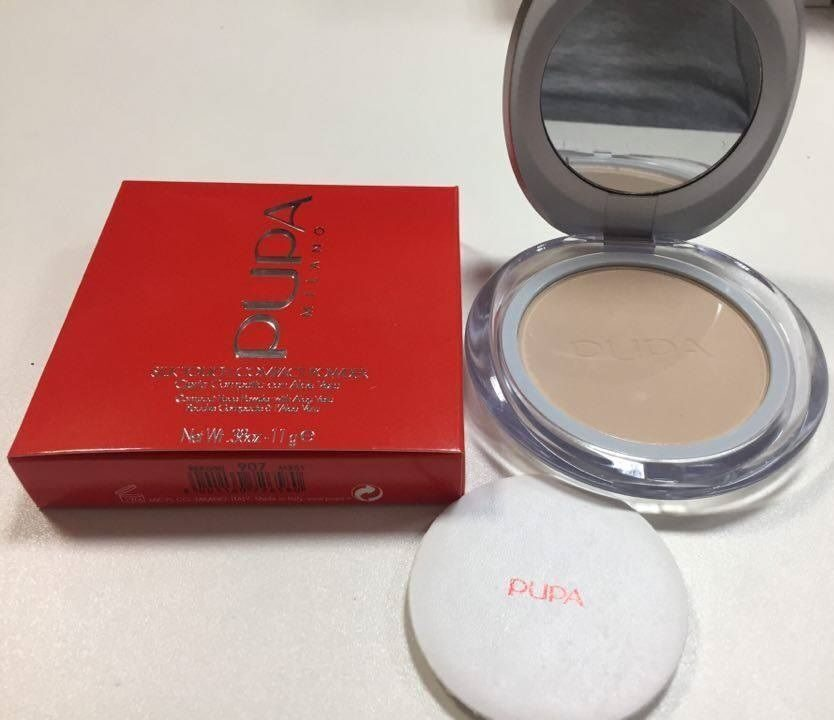 ПУДРА PUPA SILK TOUCH COMPACT POWDER - 11 G №2