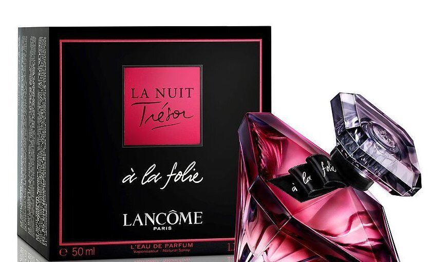 LANCOME La Nuit Tresor a la folie for women