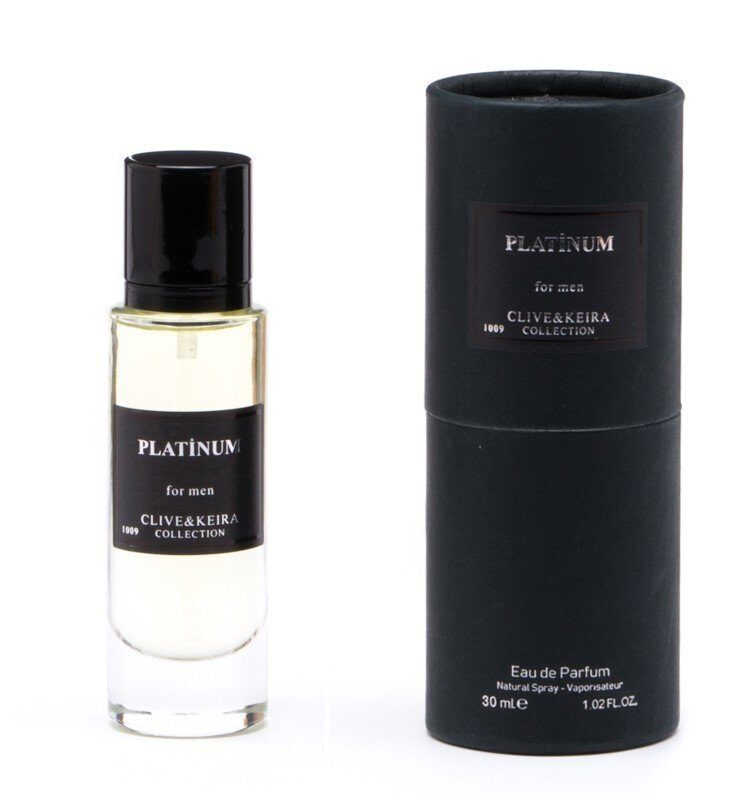 Clive&Keira №1009 PLATINUM (Chanel Platinum Egoiste for man) 30 ml.