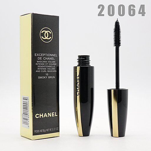 ТУШЬ CHANEL EXCEPTIONNEL DE CHANEL intense et courbe sensationnelle intense volume and curl mascara 8 gr.