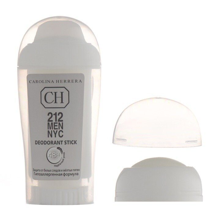 Дезодорант-стик CH 212 VIP MAN NYC 40 ml. for man