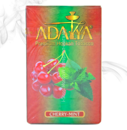 Табак Adalya – Cherry-Mint (Вишня с мятой), 50 г.