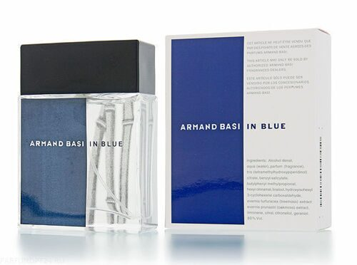 Туалетная вода Armand Basi -  Armand Basi In Blue