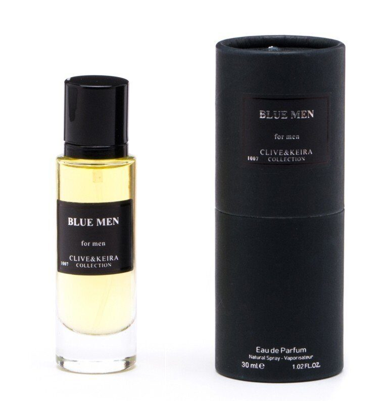 Clive&Keira №1007 BLUE MEN (Cnanel Bleu De Chanel) 30 ml.