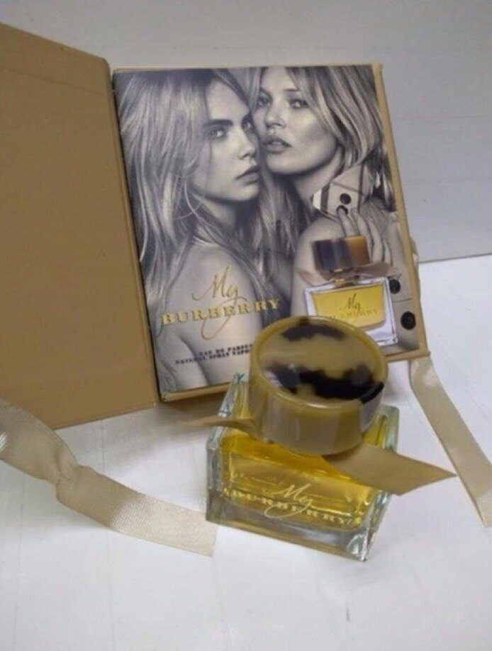LUX Burberry My Burberry for woman 100 ml.