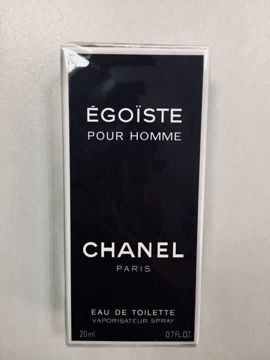Chanel Platinum egoiste  20ml