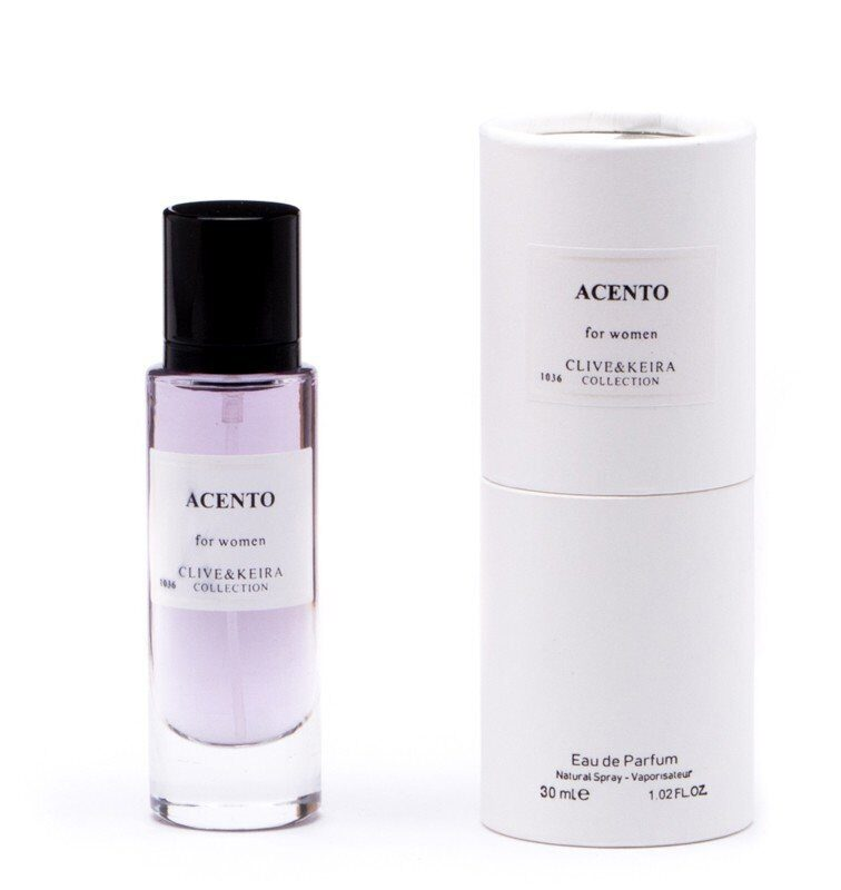 Clive&Keira №1036 ACENTO (Sospiro Accento) for woman 30 ml.