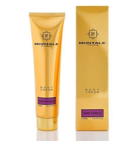 Крем для тела Montale DARK PURPLE 150 ml.