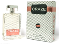 CRAZE  Eau de Parfum For Men 100ml)