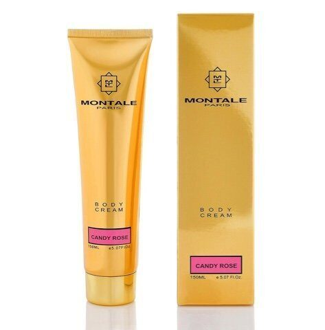 Крем для тела Montale CANDY ROSE 150 ml.