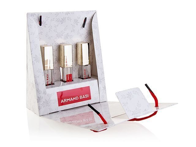 ARMAND BASI eau de toilette 3x15ml
