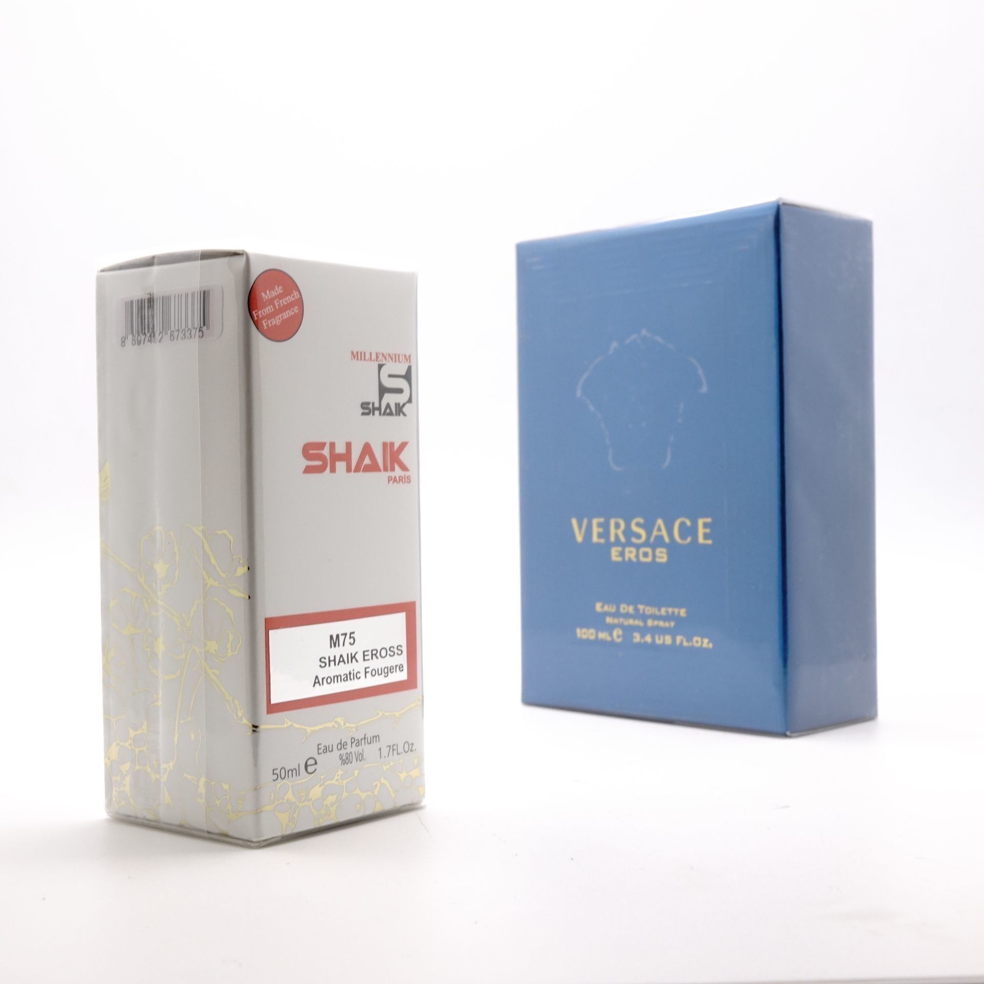 SHAIK M 75 (VERSACE EROS FOR MEN) 50ml