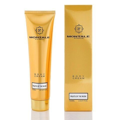 Крем для тела Montale FRUITS OF THE MUSK 150 ml.