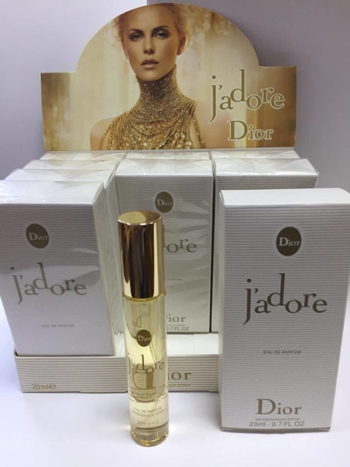 СПРЕЙ   CHRISTIAN DIOR JADORE  20ml