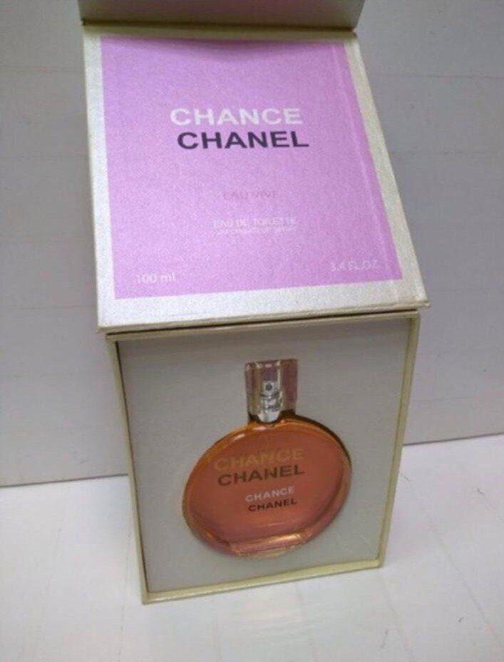 LUX Chanel Chance Vive for woman 100 ml.