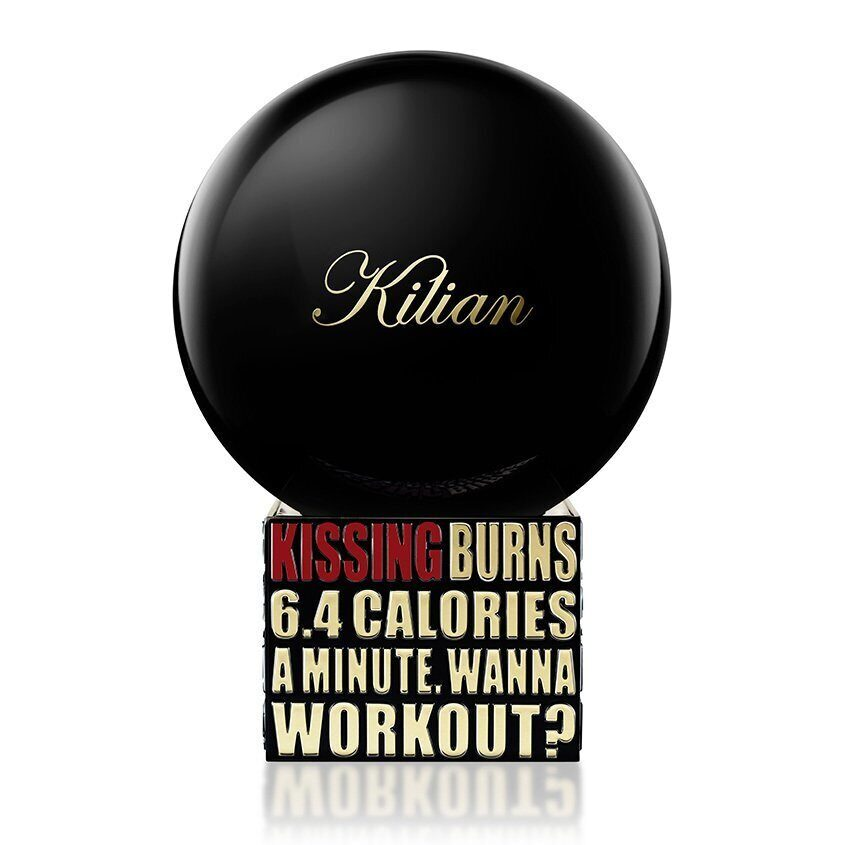 Kissing Burns 6.4 Calories An Hour. Wanna Work Out, 100 ml