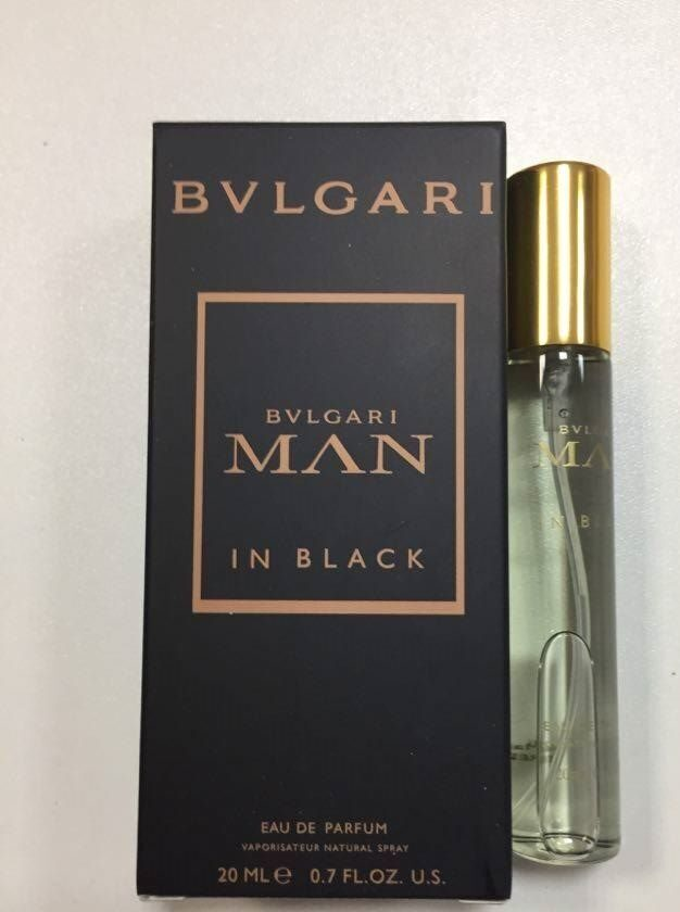 СПРЕЙ   BVLGARI MAN IN BLACK  20ml