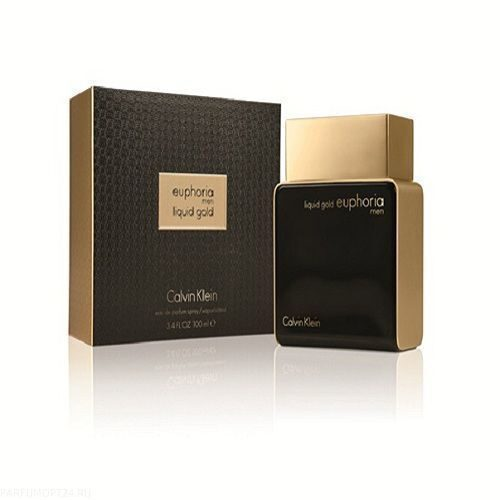 Calvin Klein Liquid Gold Euphoria Men 100 мл