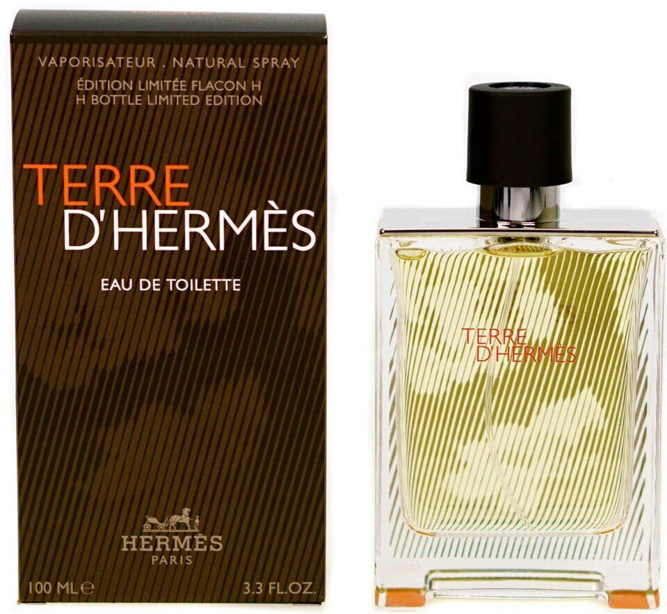 TERRE D'HERMES EDT H Bottle Lim. Edition 2018 100 ml.