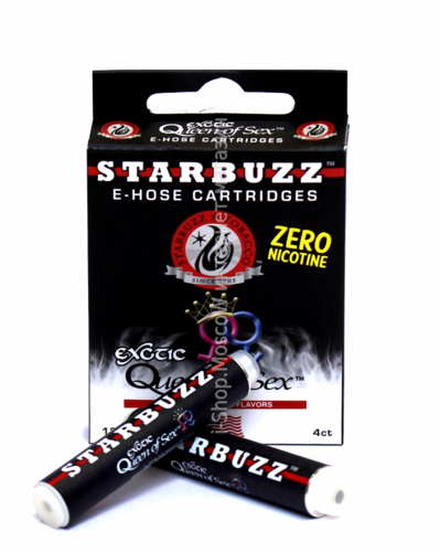 Картридж Starbuzz E-Hose — Queen Of Sex (Королева Секса) — 4 штуки