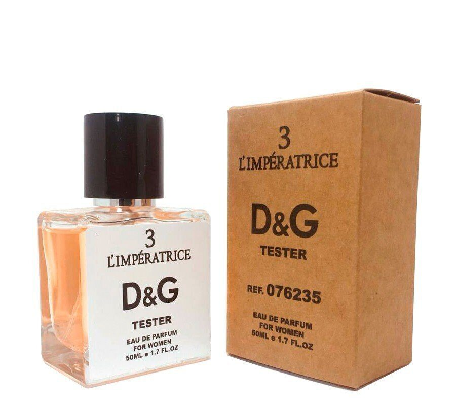 Tester DOLCE & GABBANA L'IMPERATRICE № 3 WOMAN 50ml