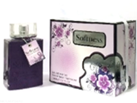 SOFTNESS  Eau de Parfum For Women 100ml)
