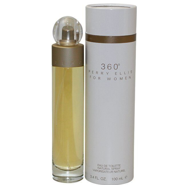 Perry Ellisz,№ 360 For Women Eau de Toilette, 100 ml
