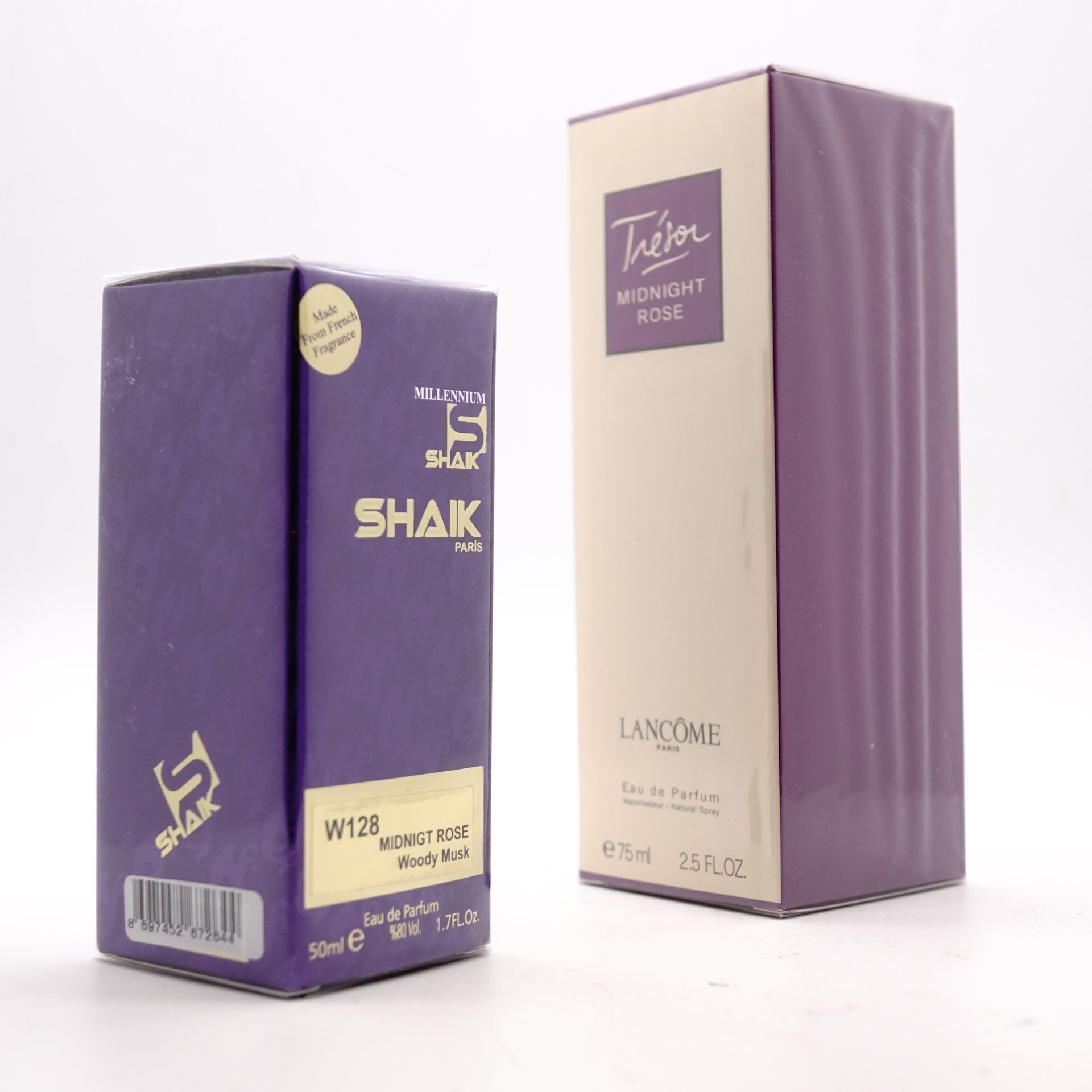 SHAIK W 128 (LANCOME TRESOR MIDNIGHT ROSE FOR WOMEN) 50ml