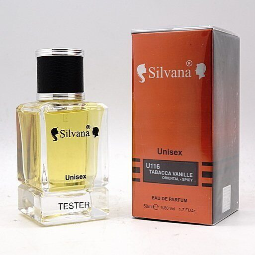 SILVANA 116 (TOM FORD TOBACCO VANILLE UNISEX) 50 ml.