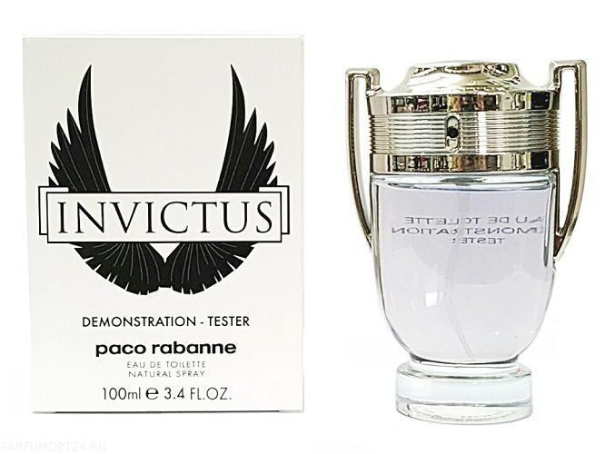 PACO RABANNE INVICTUS  Eau de Toilette (For Men)